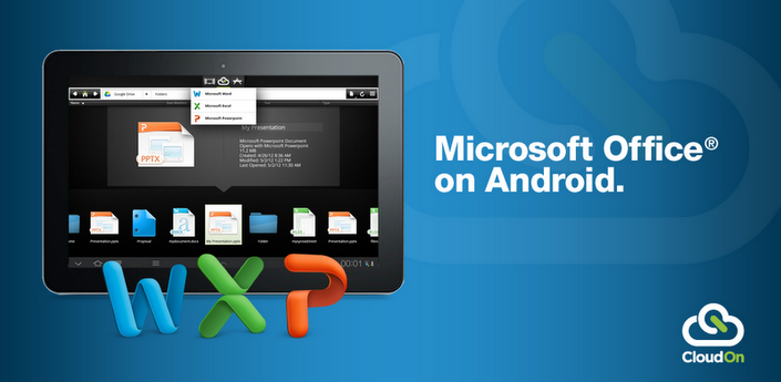 Microsoft Office on Android & iPad Tablets