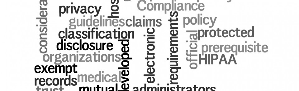 It's Important For You To Understand and Comply With the New HIPAA Regulations