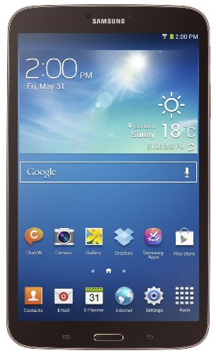 Samsung Galaxy Tab 3 (8-Inch, Gold-Brown)